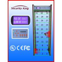 China Anti Interference Remote Control Walk Through Scanner for Airport Security Check on sale