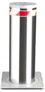 China Stainless Steel Automatic Rising Bollards For Vehicle Access Control on sale