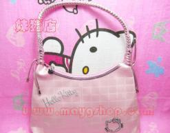 China wholesale hello kitty handbag wallet purse on sale