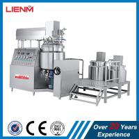 High Quality Cosmetic Making Machine, Cosmetic Manufacturing Machine, Cream Processing Line