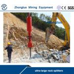 China Ultra-large Rock Splitters Manufacturers