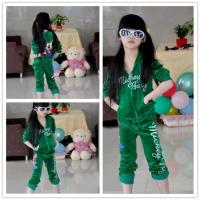 free sample!!new fashion kids sport clothing set summer teen girl clothing set wholesale plus size clothing