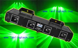 China 50mW Green Double Tunnel Laser Lighting Equipment L2522 on sale
