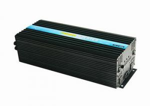 China 12V 220V 5000W Solar Power Inverter , DC to AC Power Inverter CPU SCM intelligent control on sale