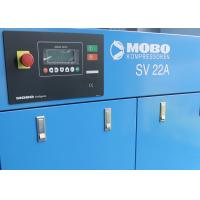 Oil Injected Direct Driven Air Compressor With Variable Frequency Motor 22kW