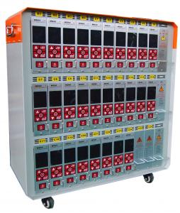 China China high accuracy hot runner temperature controller|MD60 hot runner controllers stable, Orange Color on sale