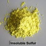 Insoluble Sulfur HDOT20, OT33, OT10, CAS No 9035-99-8, Hight Thermal Stability
