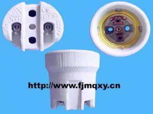 China E27 F519 porcelain lampholder on sale
