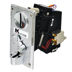 China LK100B Coin selector for massage chair,low price coin acceptor on sale