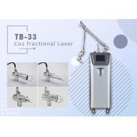 China 10600nm Co2 Fractional Laser Skin Resurfacing Machine , Vaginal Tightening Machine on sale