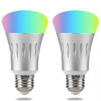 Adjustable Brightness Smart Wifi LED Bulb Alexa Google Control RGB Bulb