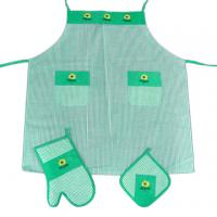 China eco cotton apron on sale