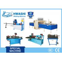 China Automatic Welding Machine For Wire And Bundy Tube Condenser Production line on sale