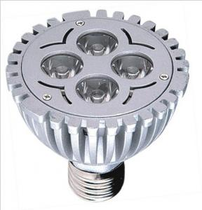China Eco Friendly E27 5W Led Spot Lighting Nature White 4000K 5500K , Ø50 x H61mm on sale
