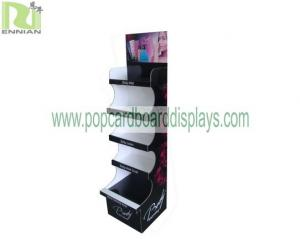 China POP Retail Paper Cosmetic Cardboard Display Stand for Promotion on sale