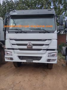 China 371hp 25 - 40 Ton Heavy Cargo Trucks ZZ1257N4341W with Tr668 TR691 Tyre on sale