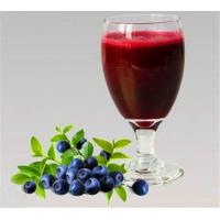 China High Quality Organic Blueberry Extract , Natural Blueberry Fruit Extract Powder on sale