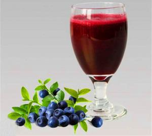 China 100% Natural Anti-Oxidant Product 10:1 Blueberry Extract for healthcare ingredient on sale
