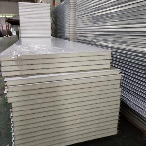 China waterproof greywhite eps sandwich cold room panel 1150-50-0.426mm on sale