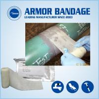 Shaanxi Ansen Waterstop Seal Fast Repair Fiberglass Fix Wrap Tape Pipe Repair Bandage
