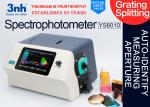 YS6010 European Concave Grating Color Matching Spectrophotometer moisturizing cream colorimeter
