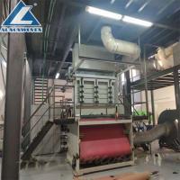 Full Automatic Non Woven Fabric Making Machine/SS Spunbond Non Woven Fabric Making Machine