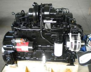 China Water Cooled Cummins Turbocharged Diesel Truck Engine ISC8.3-230E40A 169KW / 2100RPM on sale