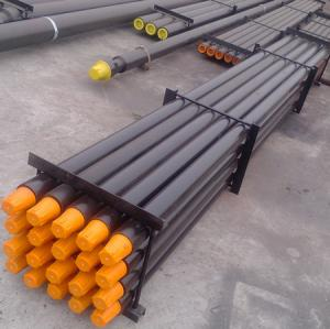 China Geothermal Energy Wells Drilling High Carbon Steel Dth Hammer Drill Pipe on sale