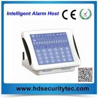 intelligent Anti-Theft Alarm Host Solar Powered Wireless Digital Home Intelligent Host Security Alarm System