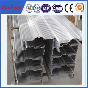 China aluminium profile mill finish aluminium profile, aluminum mtb frame Industrial Application on sale