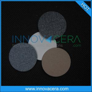 China Alumina ceramic/porous ceramic/ceramic filter manufacturers/Innovacera on sale