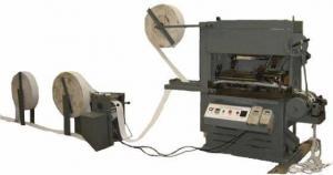 China Paper Coaster Machine on sale
