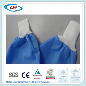 Quality EO Sterile best quality Disposable Knitted cuff for sale