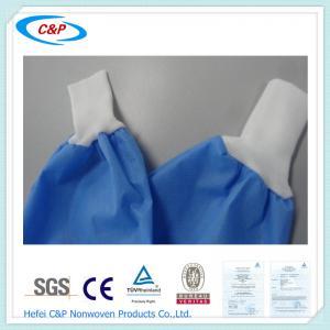Quality Manchette tricotée jetable de meilleure qualité stérile d'ordre technique for sale