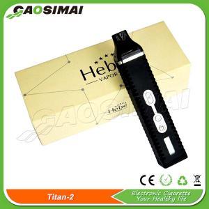 China wholesale price dry herb vaporizer bbtank titan 2 on sale