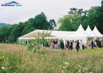Luxury And Stable Marquee Outdoor Event Tent For Wedding Decorations