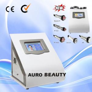 China 5in1 multifunction facial rf bipolar beauty salon equipment Au-61 on sale