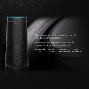 China Amazon Alexa Smart AI Speaker Digital Class D Amplifier Speaker Passive Type on sale