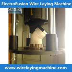 Delta CNC E/F Wire Laying Machine for electrofusion fittinggs production
