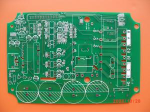 China 1-28 Layers 3 OZ Heavy Copper Double Sided PCB for Power with HASL Surface Finishing on sale