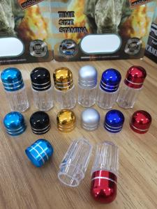 China Sexual Plastic Pill Bottles , small medicine bottle for Capsule Sex Pill on sale
