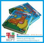 中国の安くカスタマイズされた設計児童図書の印刷