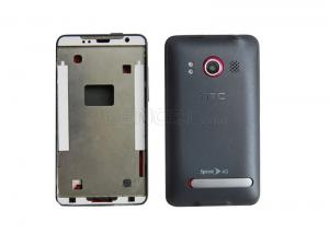 China HTC Touch Housing Replacement for EVO 4G Sprint A9292 in Black include LCD Frame on sale