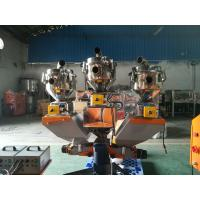 High Capacity Double Screw Dosing Unit For Extruder 12 - 20 mm