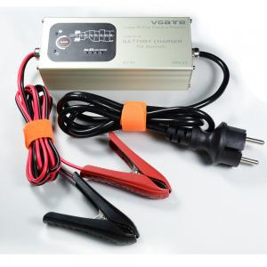 China Smart Lead Acid Battery Charger  12V 5A with Temperature Compensation MXS 5.0 on sale