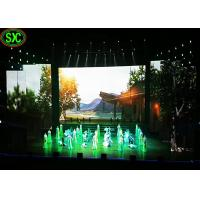 Light Weight Full Color  High Resolution Led Screen 2.5mm Led Video Display
