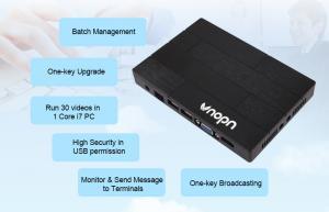 VMWare Servers zero client cloud terminal VDI Linux N