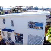 Economical Portable Residential Light Steel Villa Modern  / Prefab House Dorm