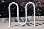 2012 quente-venderam o suporte serpentino da cremalheira de bicicleta da onda (o ISO aprovado)