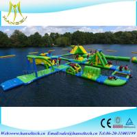 Hansel anazing inflatable bubble pool water pool toy for children